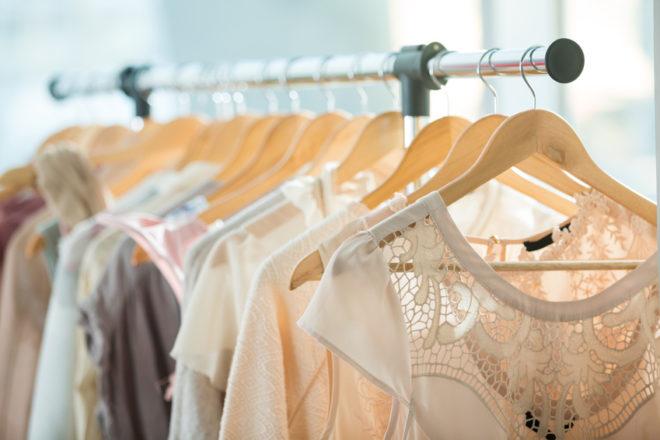 Kleidung verkaufen