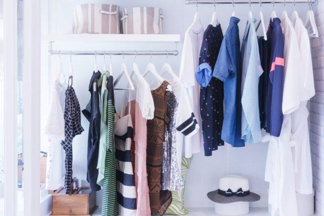 Wohin mit gebrauchter Kleidung