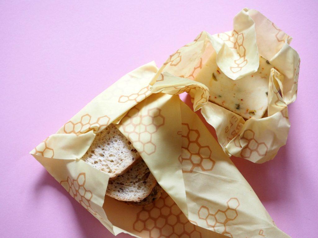 Less is more – Weniger Verpackungsmüll mit Bienen-Wachspapier Bee´s Wrap77394