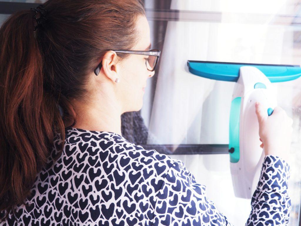 Leifheit-Fenstersauger-DryClean testen