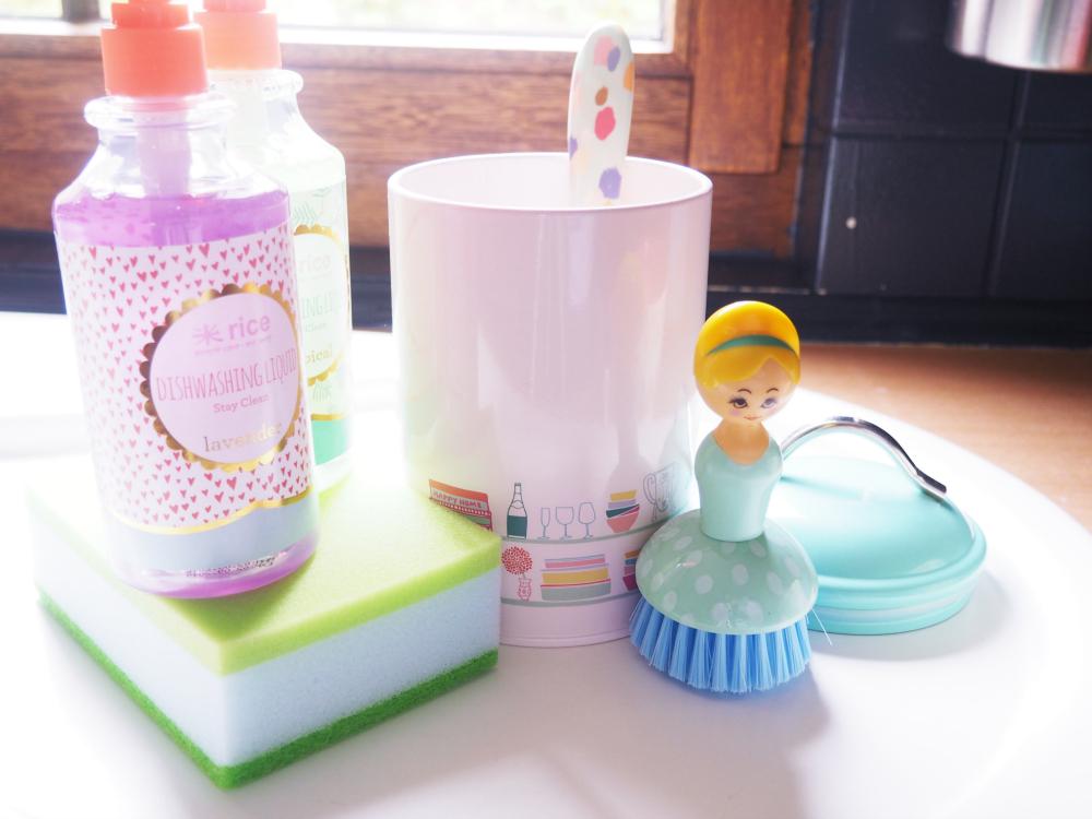 Reinigungsmittel für die Spüle selber machen