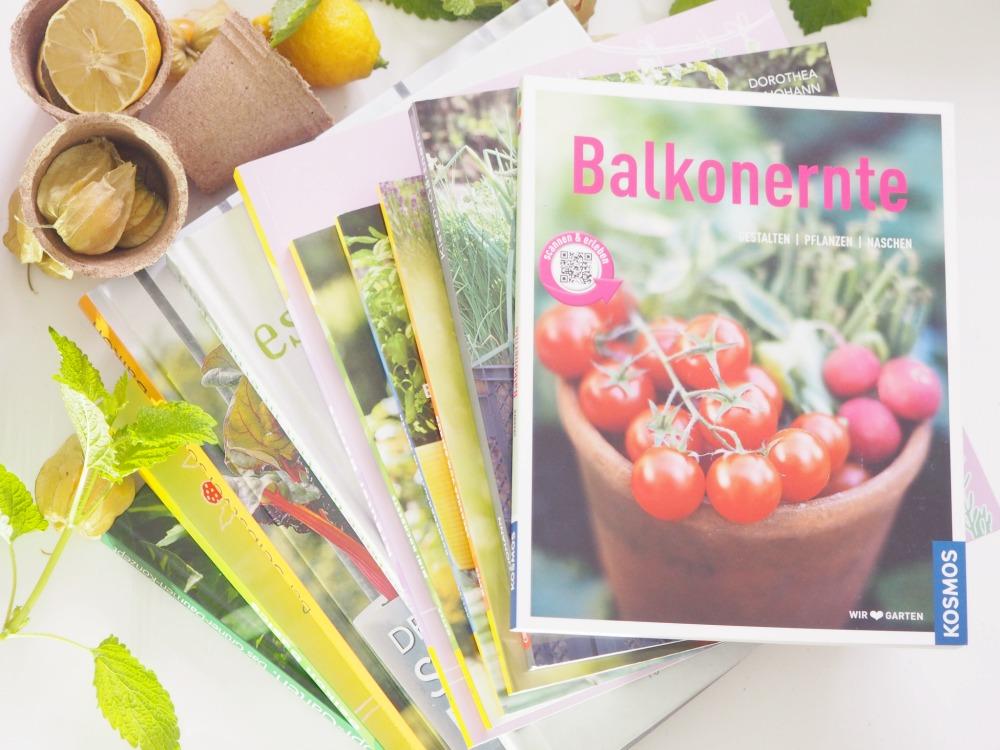 Kosmos Verlag Balkonernte