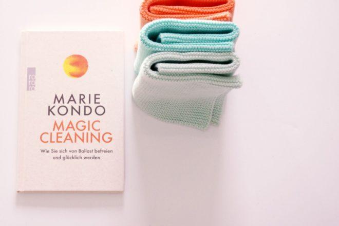 Magic cleaning von Marie Kondo