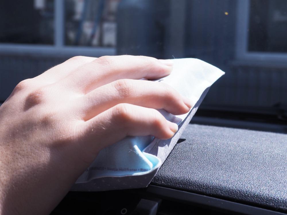 Checkliste Autowaschen