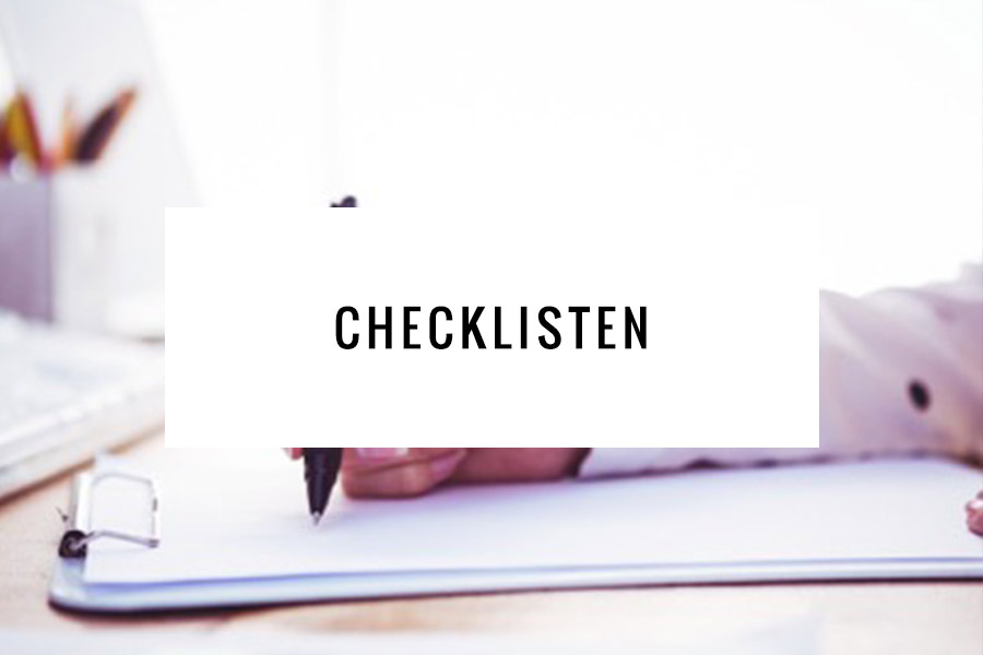 Checklisten & Cheatsheets zum Download