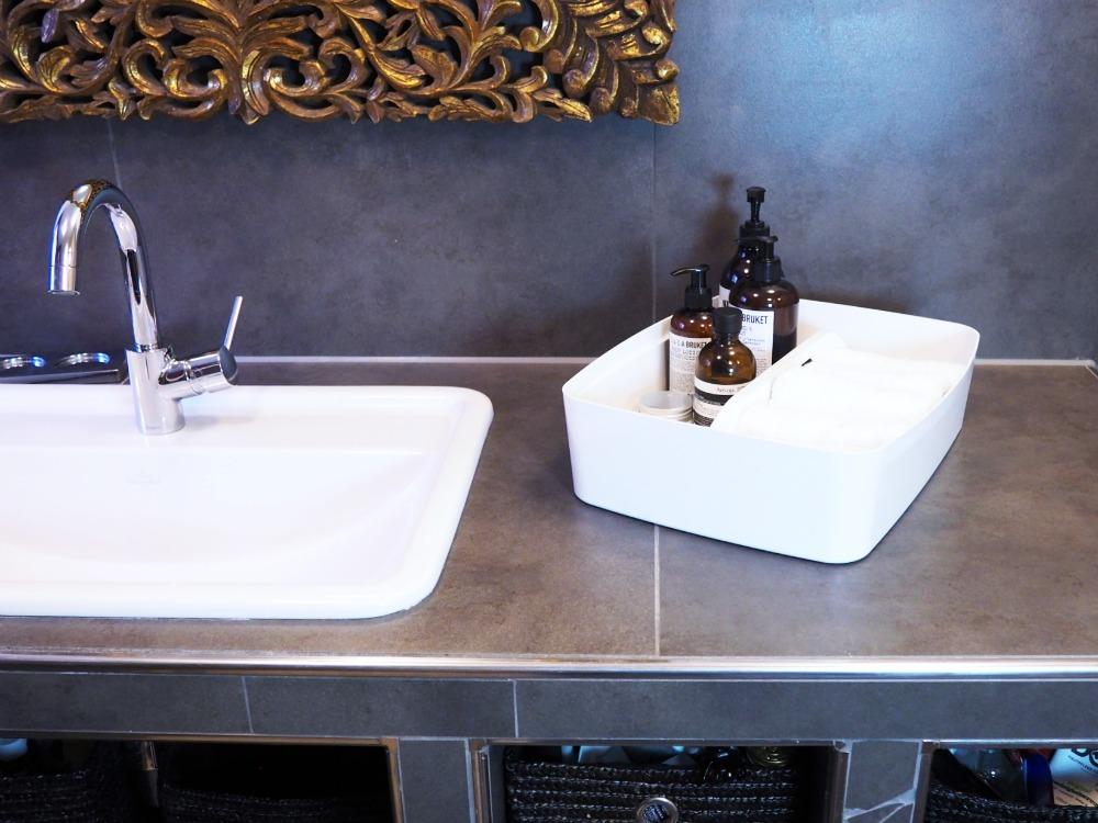 Ordnung im badschrank Ideen ordnung bad