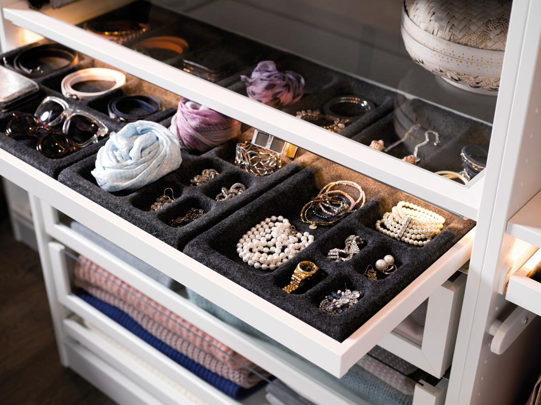 Ordnung im Kleiderschrank © Inter IKEA Systems B.V. 2017