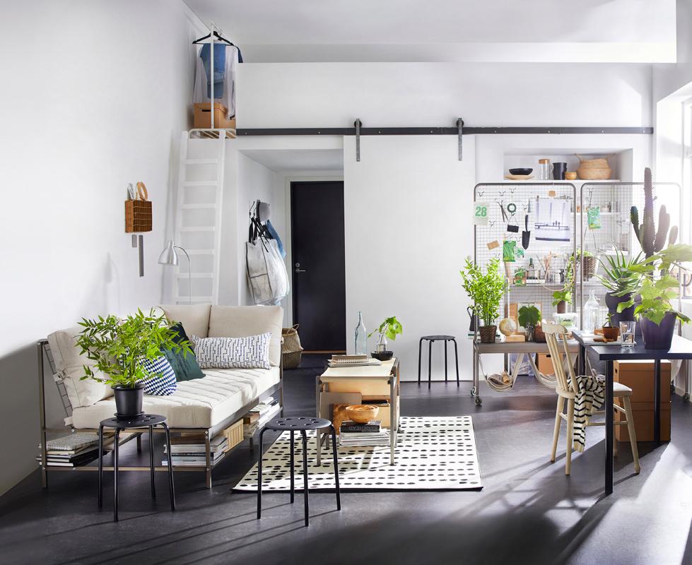 der neue ikea katalog 2018 kommt ordnungsliebe. Black Bedroom Furniture Sets. Home Design Ideas