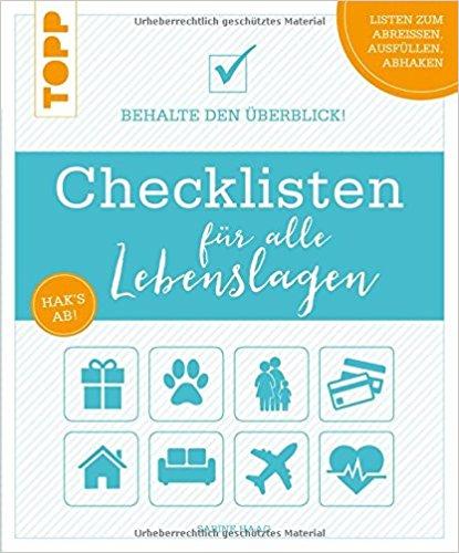Checklisten fuer alle Lebenslagen