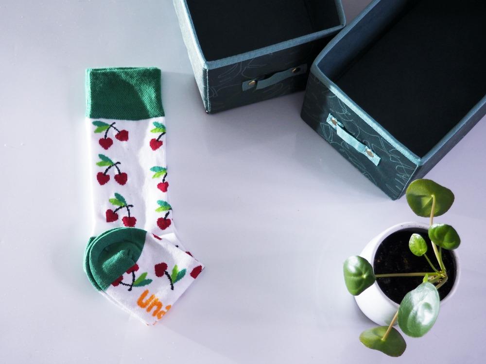 Ordnung in den Socken