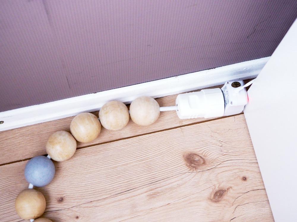 Kabel verschönern DIY Ideen die Ordnung schaffen