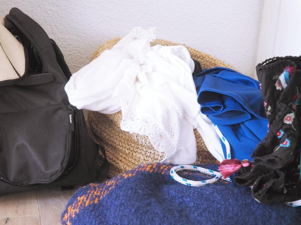 Teenager Klamotten aufräumen