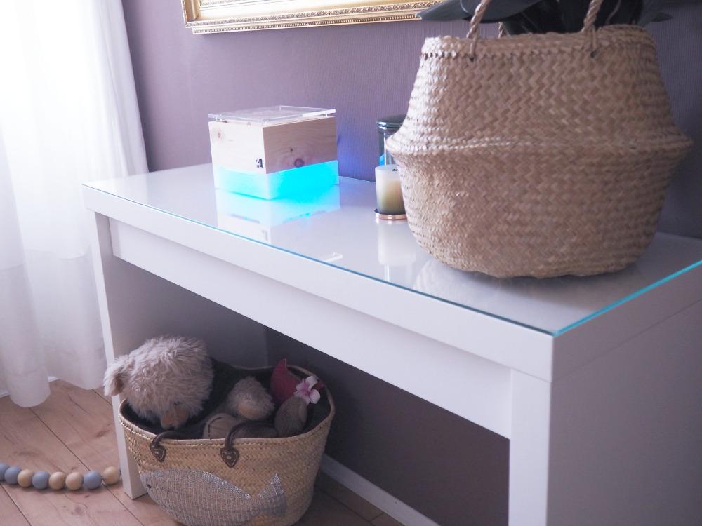 Gute Luft im Schlafzimmer Zirbenluefter