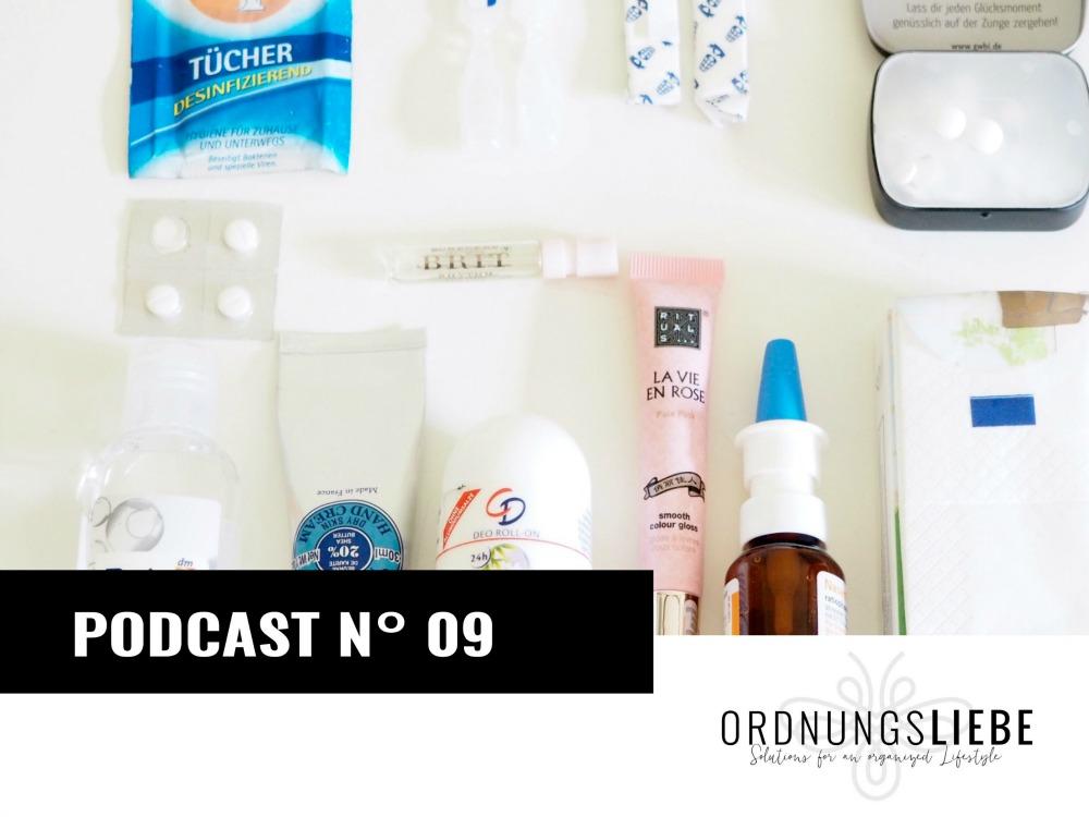 Podcast Handgepaeck