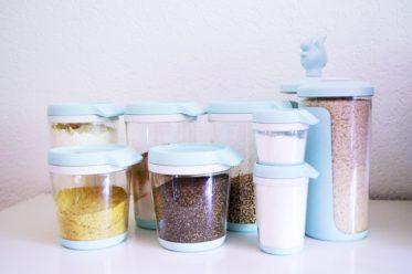 Küchenschrank organisieren mit Keeeper Kuechendosen