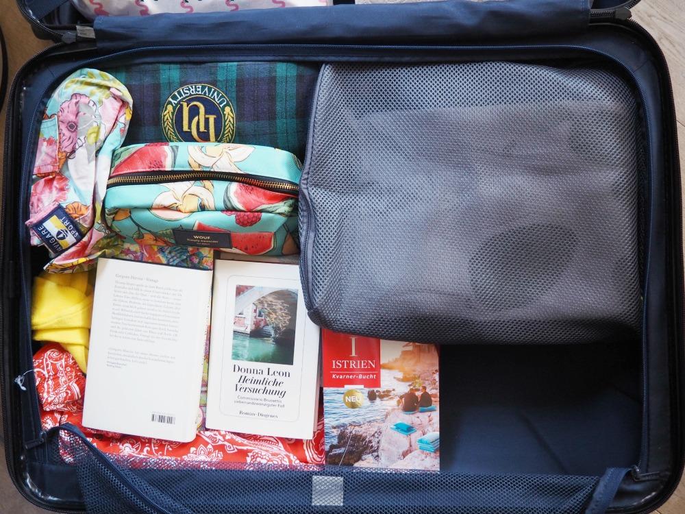 Wenko Helfer Kofferpacken