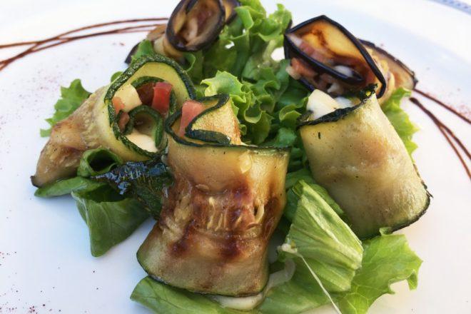 Vegetarisch Essen im Hotel Manora