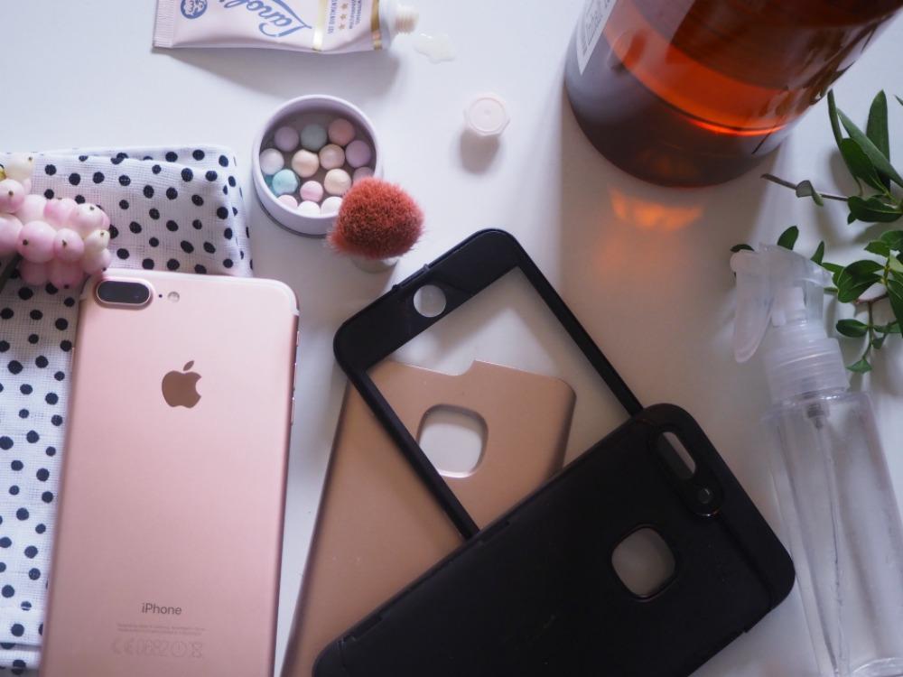 Handy und Smartphone reinigen