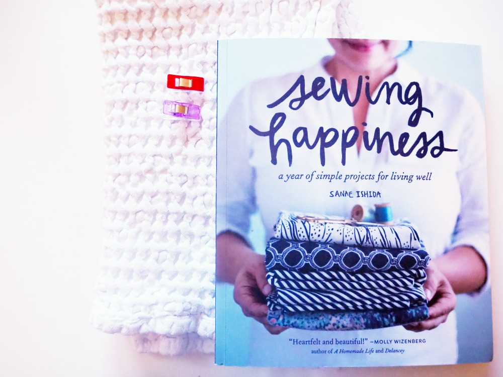 Sewing Happiness Buch Rezension