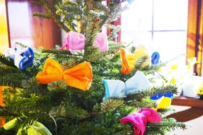 Spontex Weihnachtsputzen