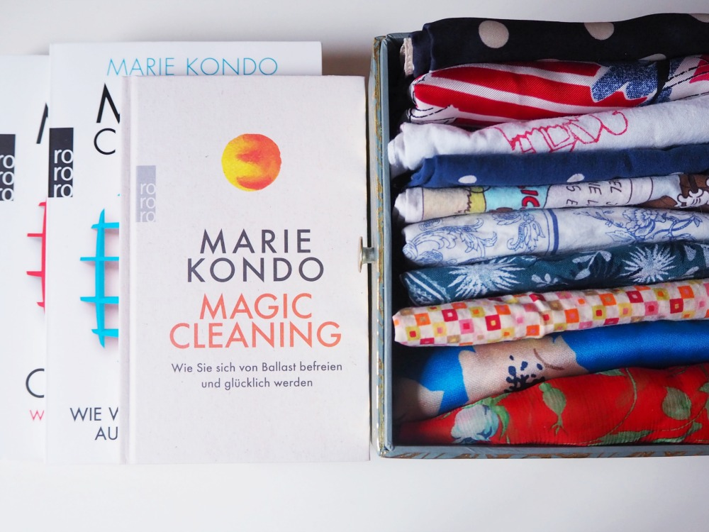 Marie Kondo Methode