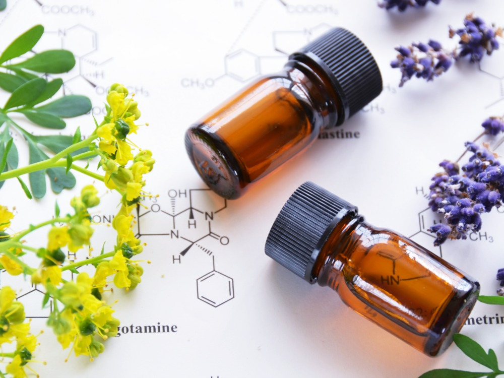 Ätherische Öle zum Putzen