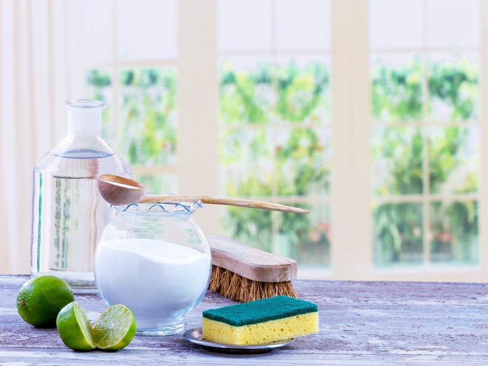 natuerlich putzen mit Oelen