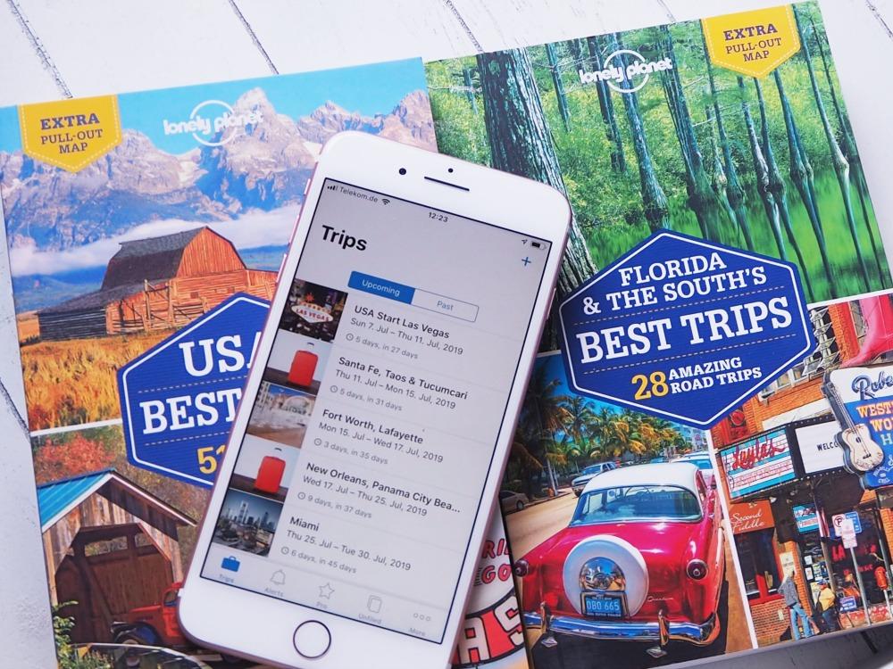 Reise Apps: TripIt