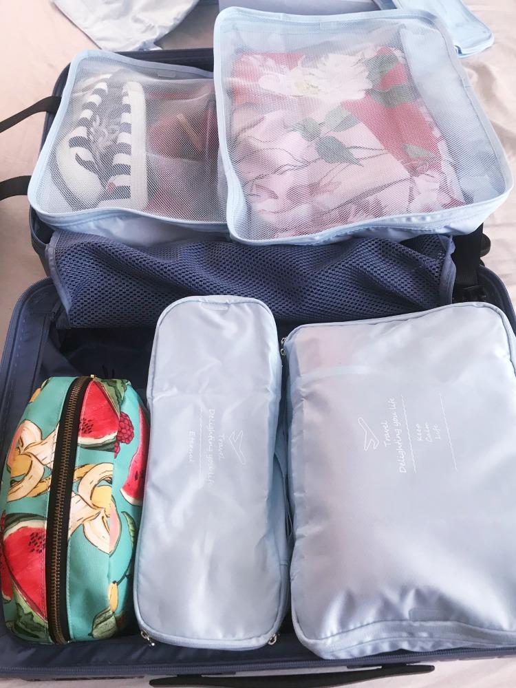 Packen ohne Falten
