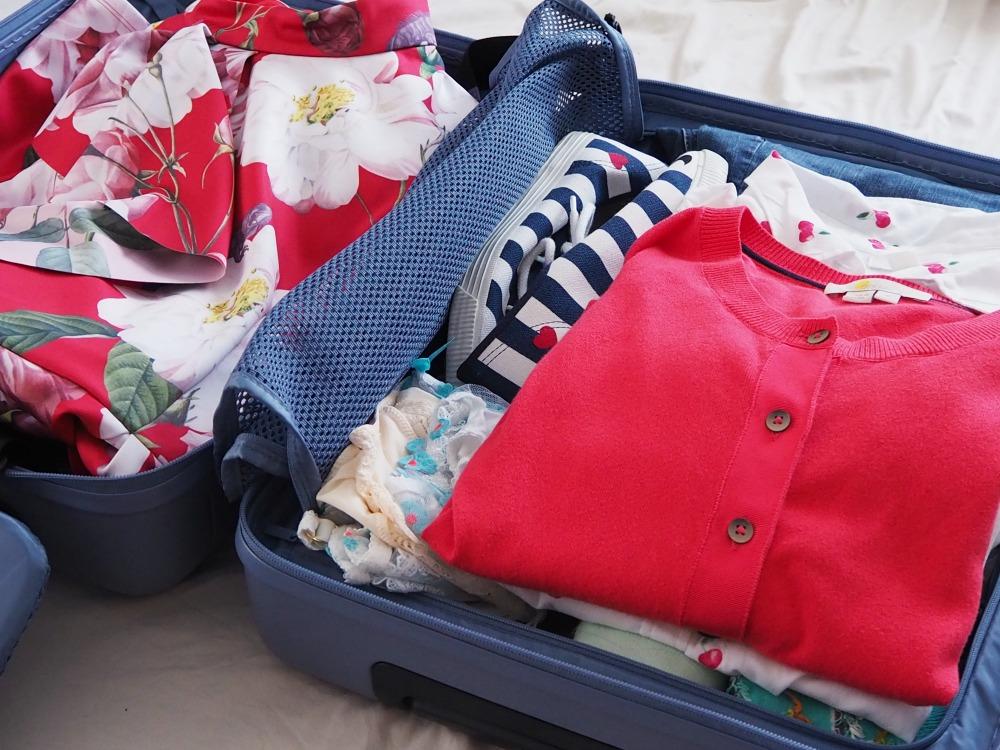 Koffer packen richtig