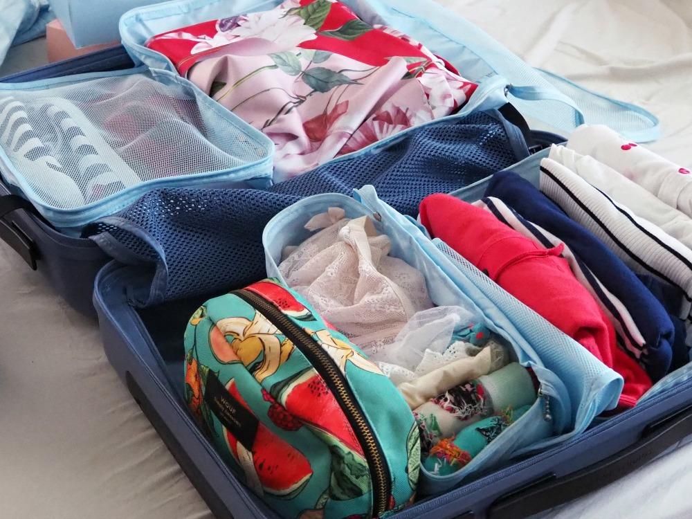 Koffer Cubes
