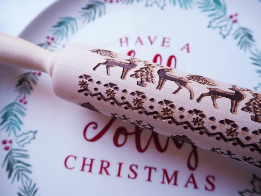 Weihnachtsbackzeug