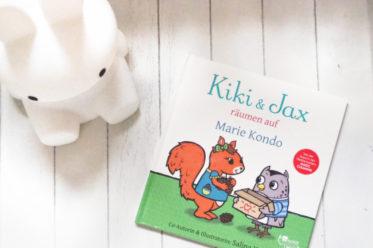 Kiki und Jax Marie Kondo