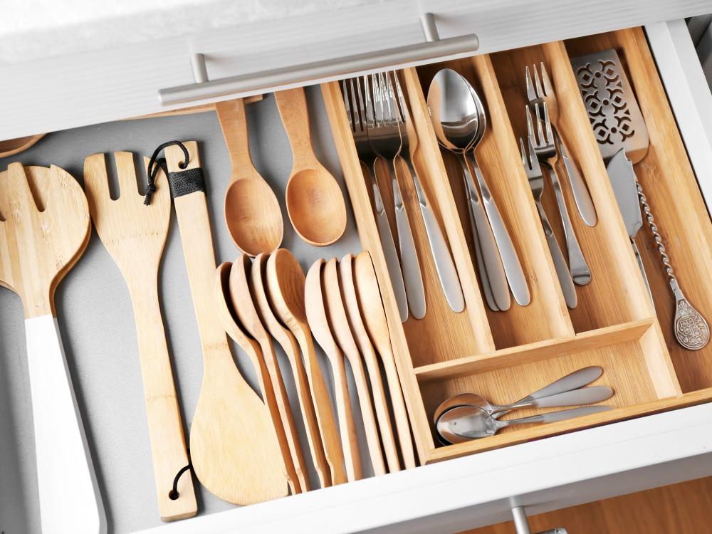 dauerhaft ordentlich in der Küche