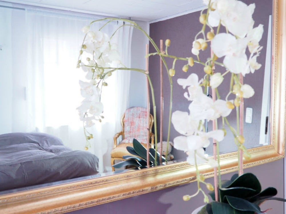 Schlafzimmer Frühjahrsputz