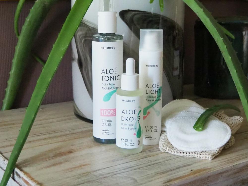 HelloBody Aloe Feuchtigkeit