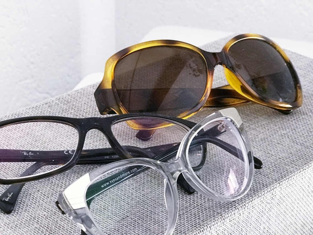 Wohin Mit Gebrauchten Brillen