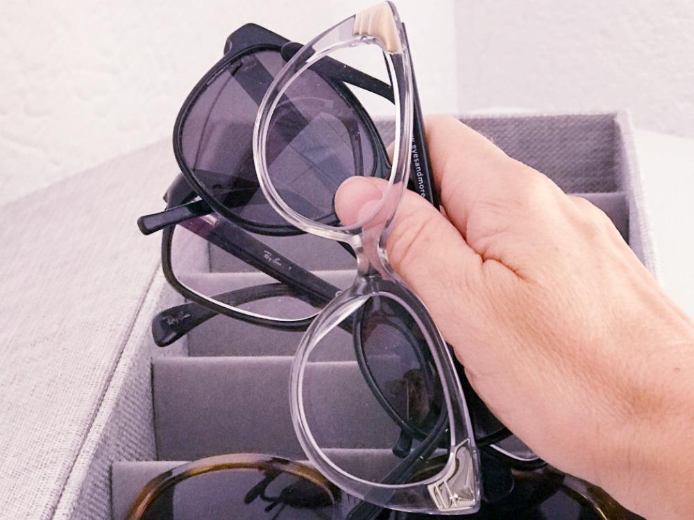 alte Brillen wohin damit?