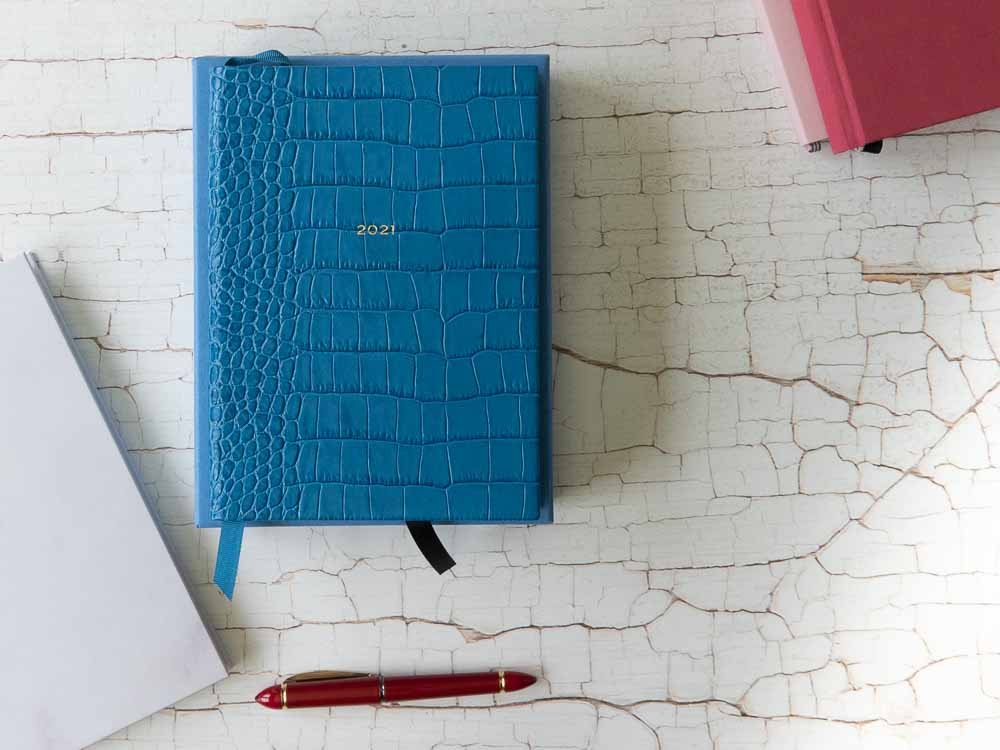 Kalender 2020 Smythson of Bond Street