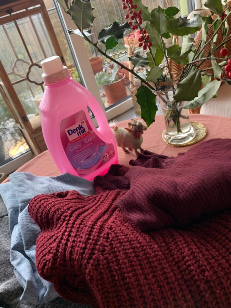 Kleidung vor dem ersten Tragen waschen