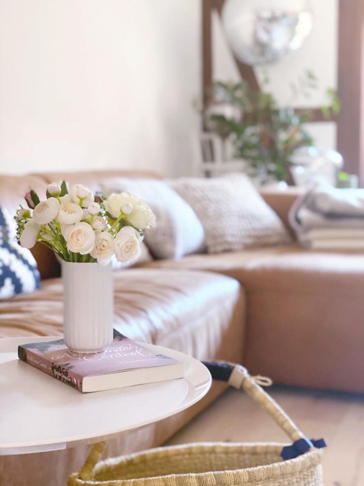 Henkel Frühjahrsputz im Wohnzimmer