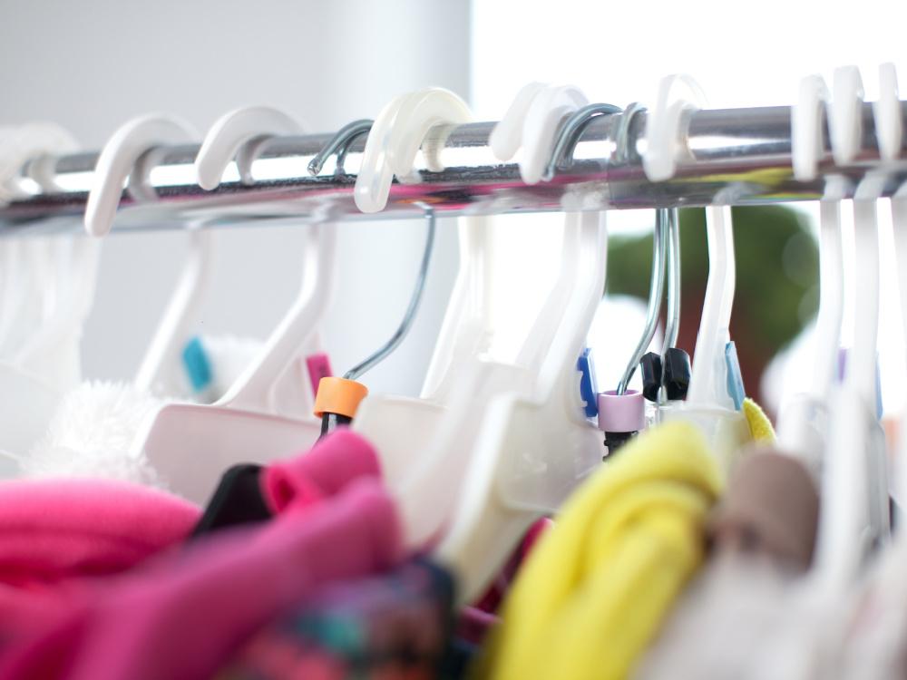 Nichts anzuziehen, trotz vollem Kleiderschrank