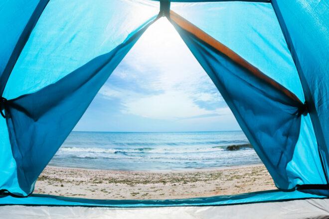 Camping Regeln für Anfänger